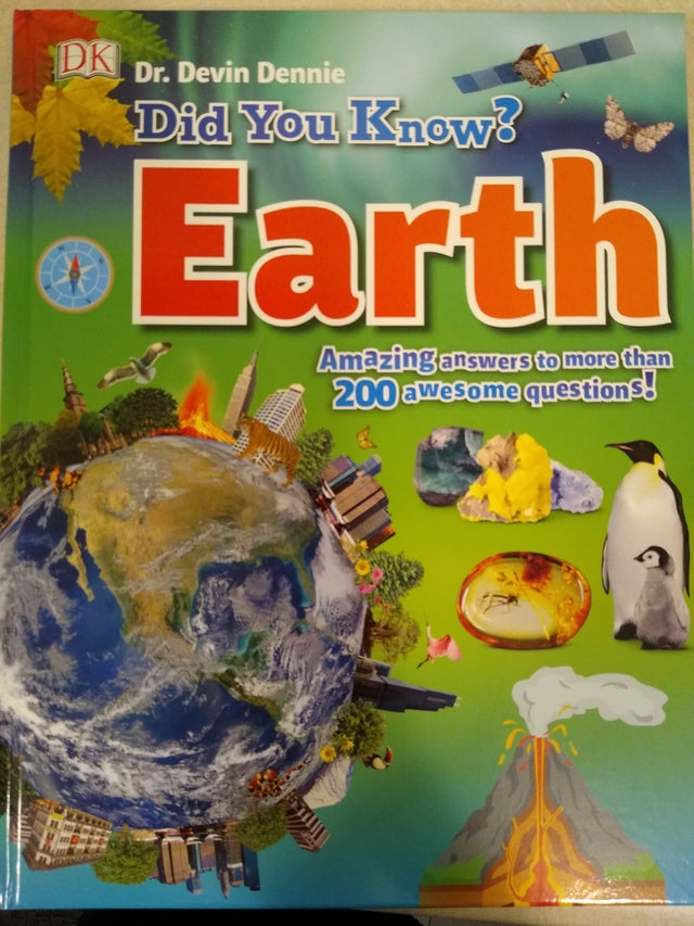 DK Did you Know? Earth