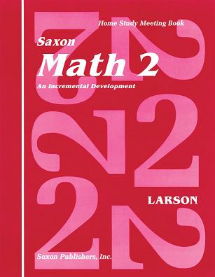 Saxon Math - West Brooke Curriculum